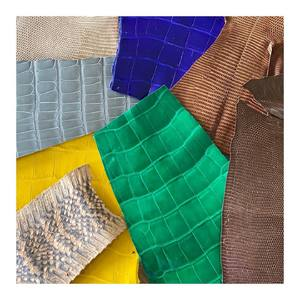 New skins new game #empreintenomade #exoticleather #crocodile #lizard #python #colorful
